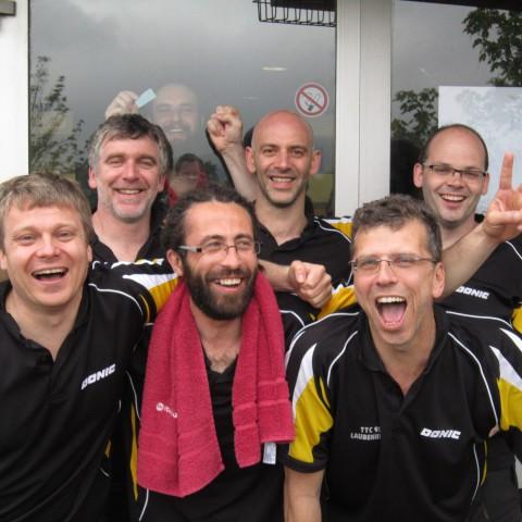 Relegation 2012 zur 1. Bezirksliga